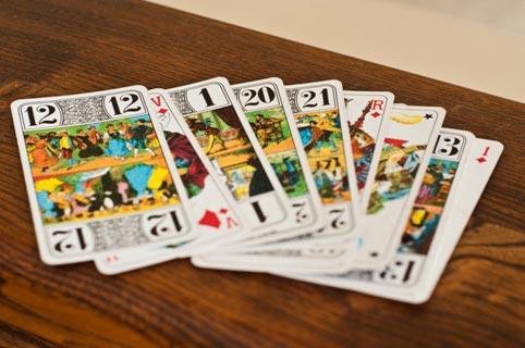 Les cartes pour vos prédictions avec Gina