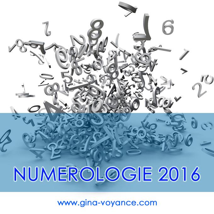 numérologie 2016