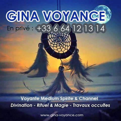 Gina voyance, un soutien et accompagnement