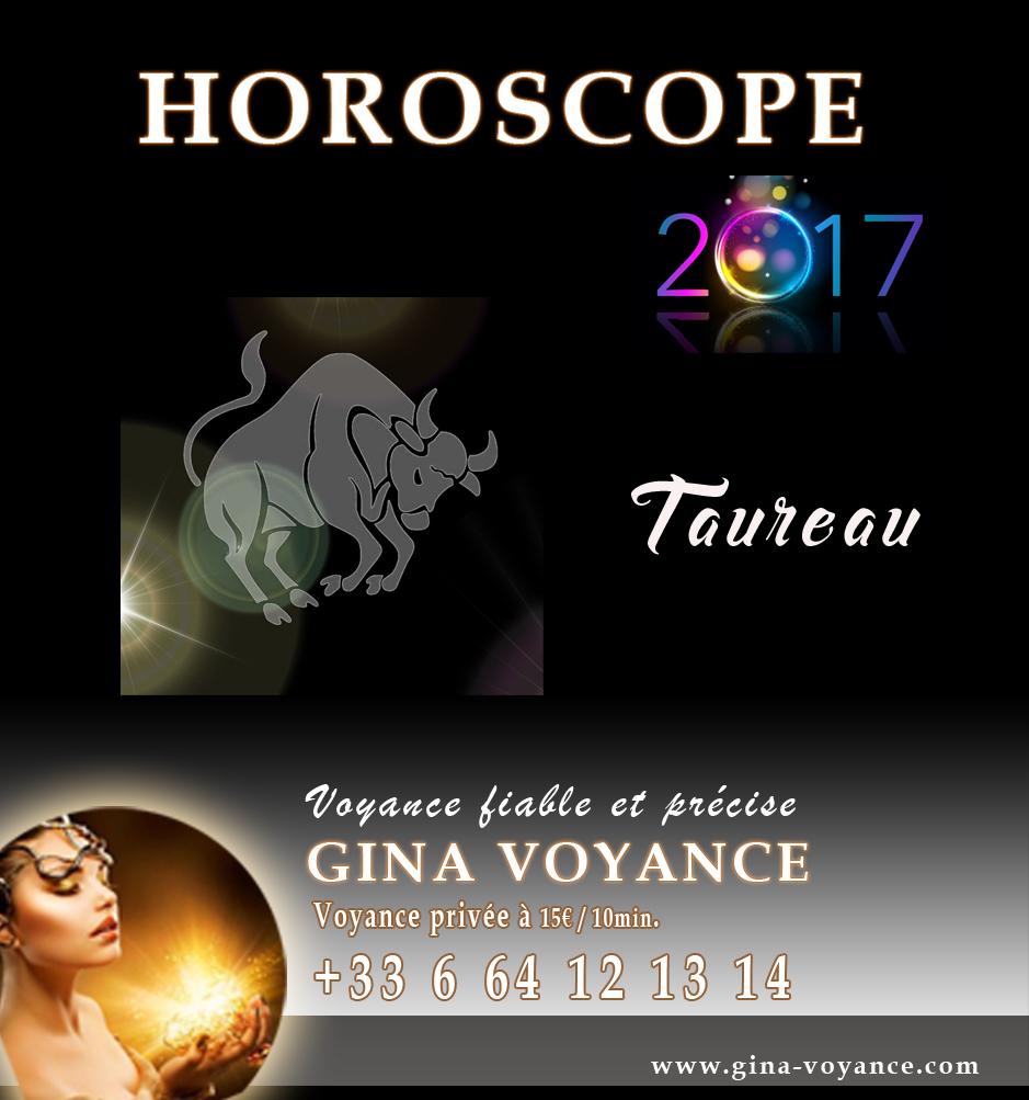 Horoscope 2017 Taureau