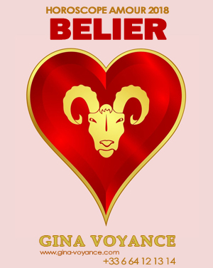 Horoscope amour 2018 Bélier