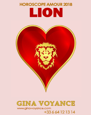 Horoscope amour 2018 Lion
