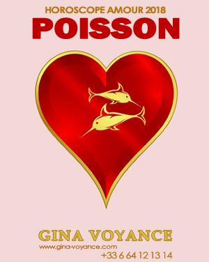Horoscope amour 2018 Poisson