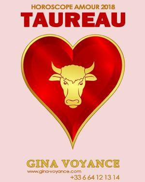 Horoscope amour 2018 Taureau