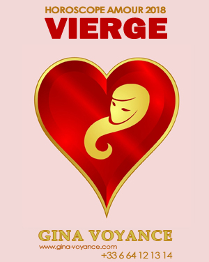 Horoscope amour 2018 Vierge
